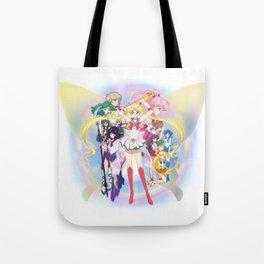 Sailor Moon Crystal Season 3 Tote Bag