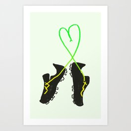 Portland Timbers: No Pity in the Rose City Art Print