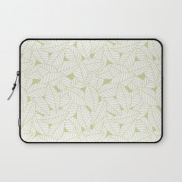 Leaves in Fern Laptop Sleeve