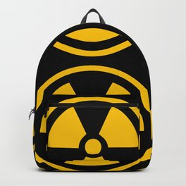 Yellow Radioactive Backpack