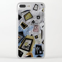 Birth: Towards New Beginnings Clear iPhone Case