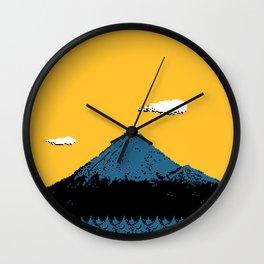 MT. FUJI Wall Clock