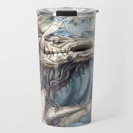 Lament of the Nature God Travel Mug