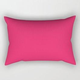 Red cranberries . ( e9225b ) Rectangular Pillow