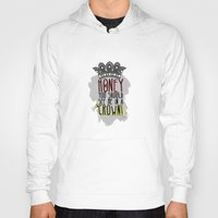 moriarty Hoodies featuring Moriarty - SHERLOCK by KanaHyde