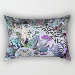 Manchester whirl Rectangular Pillow