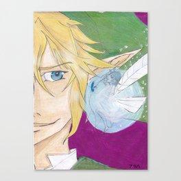 Hey Listen!  Canvas Print