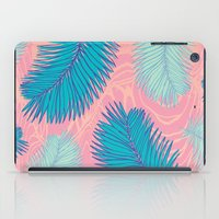 palm iPad Cases featuring Palm by haytay