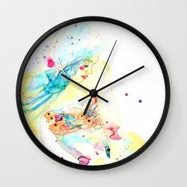 Jewel Fish Wall Clock