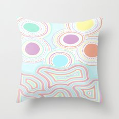 Funky Fun Throw Pillow