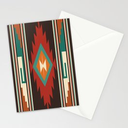 American Native Pattern No. 32 Stationery Cards