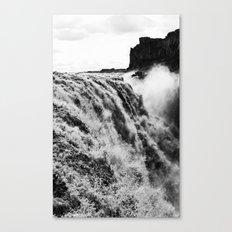 Dettifoss Canvas Print