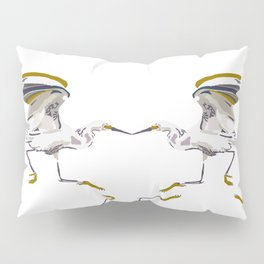Egret Run Pillow Sham