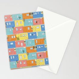 Pastel Bo-Kaap Stationery Cards