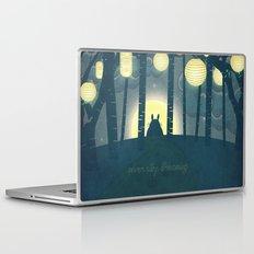 Totoro ' s Dream  Laptop & iPad Skin