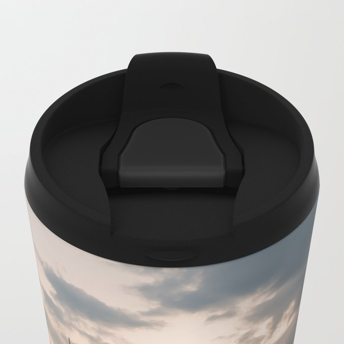 Regierungsviertel Metal Travel Mug