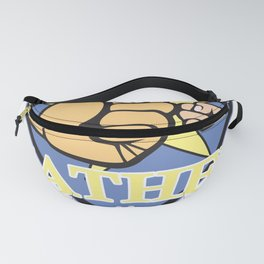Father Son Gift Papa Family Boy Daddy Fanny Pack
