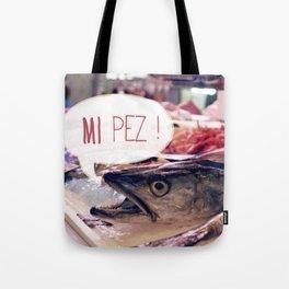 · Mi Pez · Tote Bag