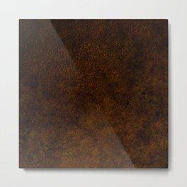 Copper Metal Print