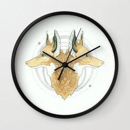 Janus, Wepwawet and Antimatter Wall Clock