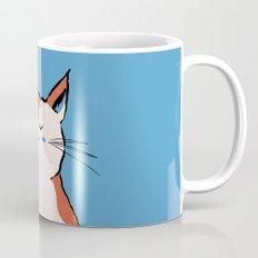 A Cat Insane Mug