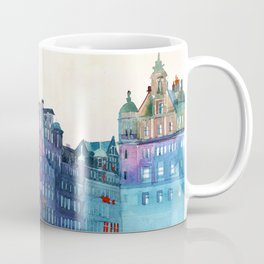 Winter in Edinburgh Coffee Mug