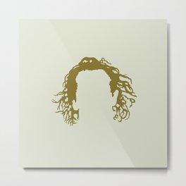 Nick Nolte Metal Print