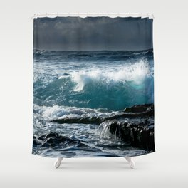 Song of the Soul Hii Lani Hookipa Shower Curtain