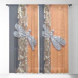 passage Sheer Curtain