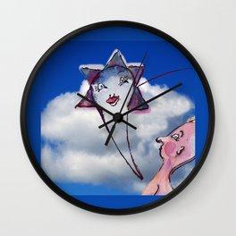 Jester B's New Car Wall Clock