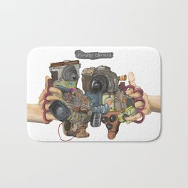 Ultimate Camera  Bath Mat