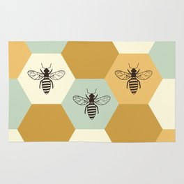 Beehive Rug