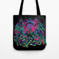 COSMIC HORROR CTHULHU Tote Bag