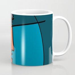 Minimal Portrait Coffee Mug