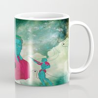 arnold Mugs featuring Arnold Schwarzenegger HI-5 by Ales