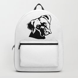 BOXER DOG Backpack