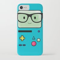 bmo iPhone & iPod Cases featuring BMO  by Diore-Château