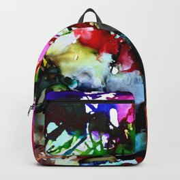Sea Urchins & Corals (Abstract) Backpack