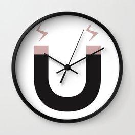magnet Wall Clock