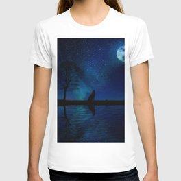 Reflective Sky T-shirt