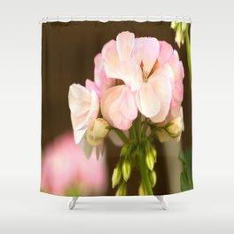 Soft Pink Petals #decor #society6 Shower Curtain