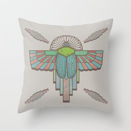 LOST IDOL Throw Pillow
