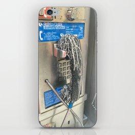 Pick Me Up iPhone Skin