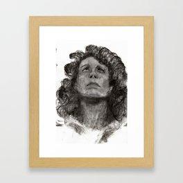Life Portrait #1 Framed Art Print