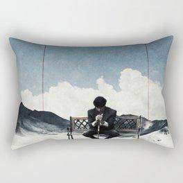 Observation ... Rectangular Pillow