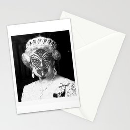queen of all Stationery Cards
