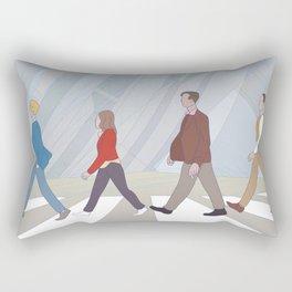 Inception Road Rectangular Pillow