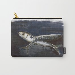 two mackerel Carry-All Pouch