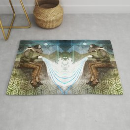 Dragon Age Inquisition - Cole - Charity Rug