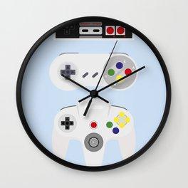 Game controller Wall Clock